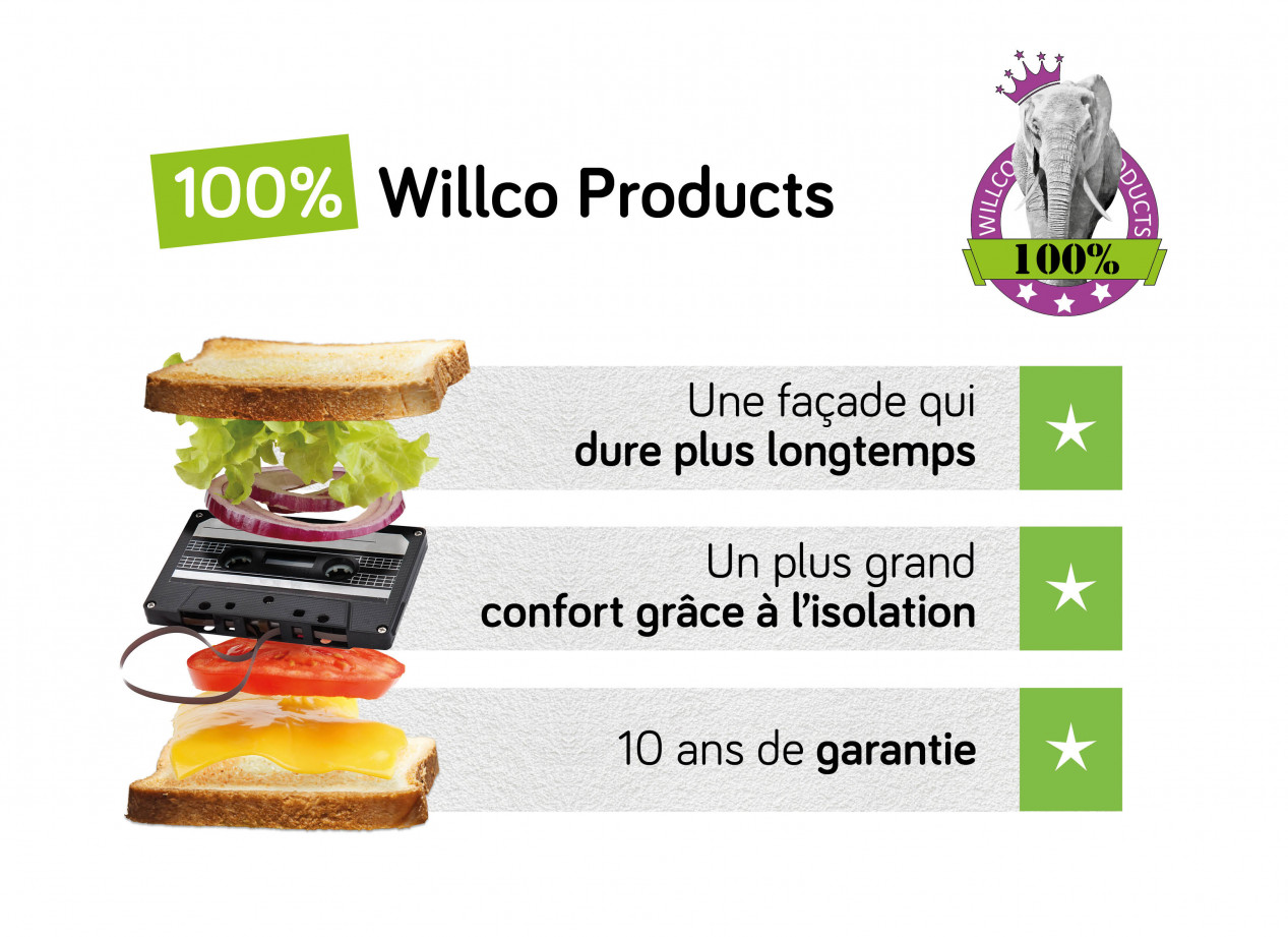 Découvrez la qualité garantie à vie avec 100 % Willco Product Willco_voordelen_FR.jpg