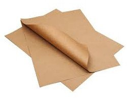 Bruin-pakpapier